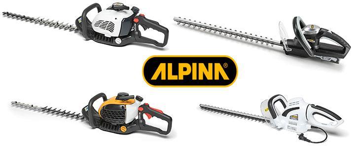 Cortasetos Alpina, precios y características