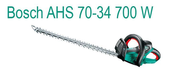 Bosch AHS 70-34 de 700 W