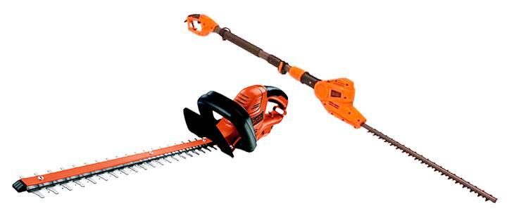 Cortasetos Black and Decker