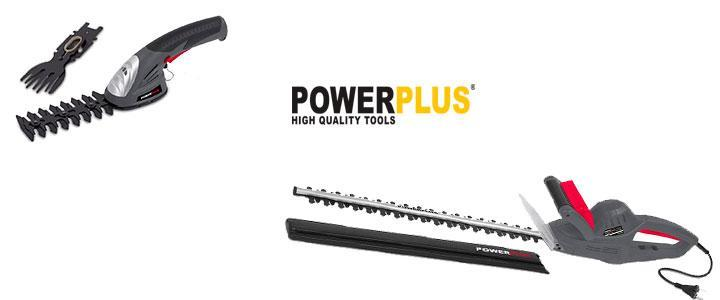 Cortasetos Powerplus