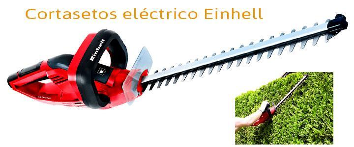 Cortasetos eléctrico Einhell GH-EH 4245