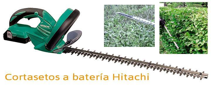 Cortasetos a batería Hitachi CH18DL