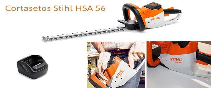 Cortasetos Stihl HSA 56