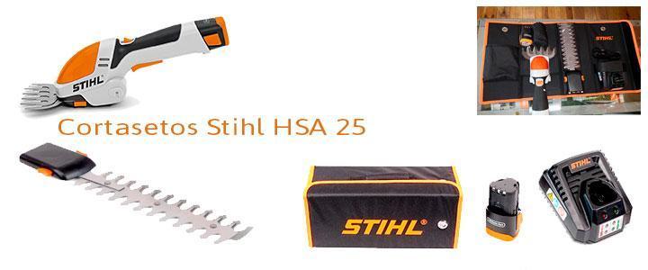 Cortasetos Stihl HSA 25