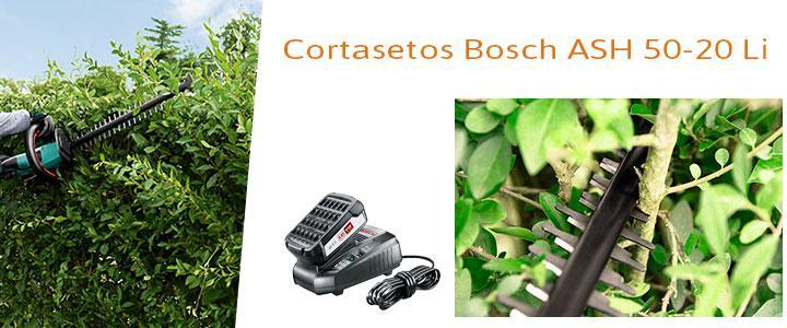 Tijeras cortasetos Bosch AHS 50-20 li 18v