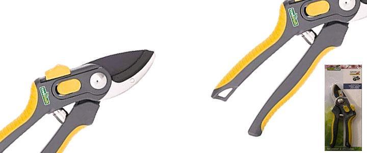 Tijeras de podar lidl, para corta el césped y podar ramas